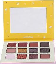 Parfumuri și produse cosmetice Paletă farduri de ochi - Moira Happy About Last Night Shadow Palette