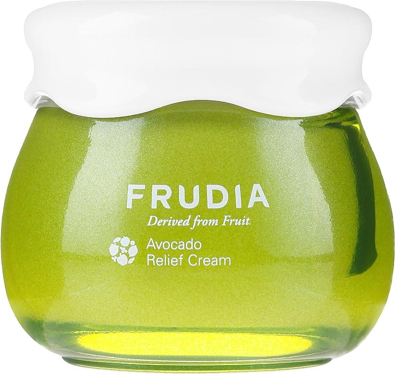 Cremă de față - Frudia Relief Avocado Cream — Imagine N2