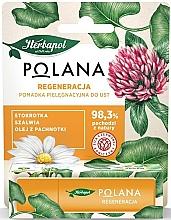 Parfumuri și produse cosmetice Balsam regenerant de buze - Polana