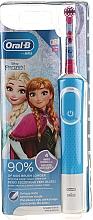 """Parfumuri și produse cosmetice Periuță electrică de dinți """"Frozen"""" - Oral-B Kids"""