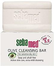 Parfumuri și produse cosmetice Săpun - Sebamed Olive Cleansing Bar