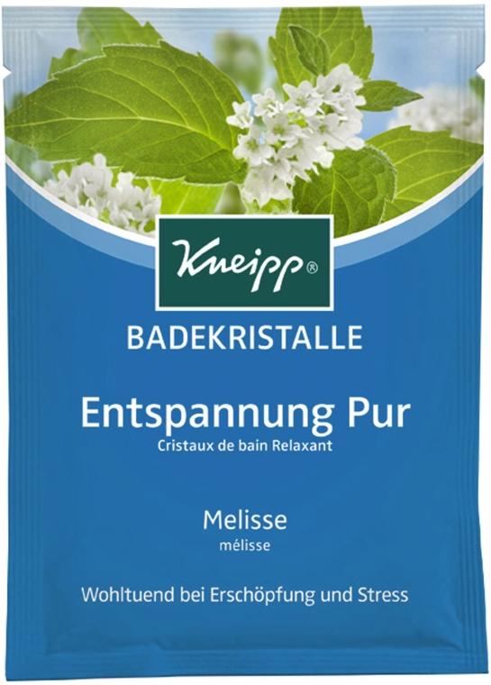 """Sare de baie """"Melissa"""" - Kneipp Melissa Bath Crystals Salt — Imagine N2"""