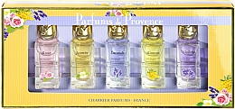 Parfumuri și produse cosmetice Charrier Parfums Parfums De Provence - Set (edt/10.8ml x 5)