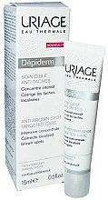 Parfumuri și produse cosmetice Terapie intensivă împotriva petelor pigmentare - Uriage Depiderm Anti-Brown Targeted Care