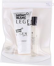Parfumuri și produse cosmetice Montblanc Legend Spirit - Set (edt/mini/7.5ml + asb/50ml)