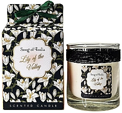 Parfumuri și produse cosmetice Lumânare aromatică - Song of India Lily of the Valley Candle