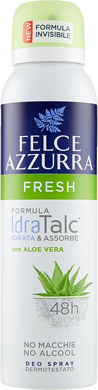 Deodorant - Felce Azzurra Deo Deo Spray Fresh