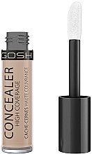 Parfumuri și produse cosmetice Concealer - Gosh Concealer High Coverage