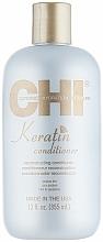 Parfumuri și produse cosmetice Balsam regenerator pentru păr, cu keratină - CHI Keratin Conditioner