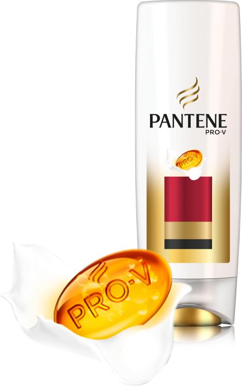 "Balsam de păr Condiționant ""Protecția culorii și strălucirii"" - Pantene Pro-V Lively Color Conditioner — Imagine N4"
