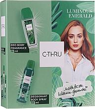 C-Thru Luminous Emerald - Set (edt/30 ml + deo/150ml) — Imagine N1
