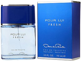 Parfumuri și produse cosmetice Oscar de la Renta Pour Lui Fresh - Apă de toaletă