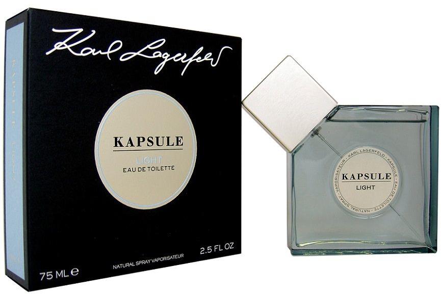 Karl Lagerfeld Kapsule Light - Apă de toaletă — Imagine N2