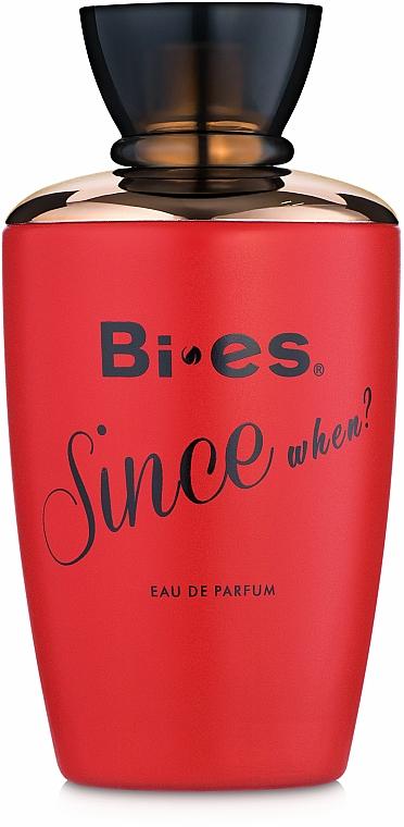 Bi-Es Since When? - Apă de parfum