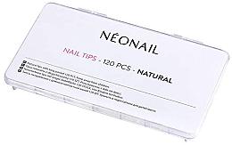 Parfumuri și produse cosmetice Tipsuri naturale pentru alungirea unghiilor - NeoNail Professional Nail Tips Natural