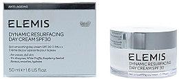 """Parfumuri și produse cosmetice Cremă de zi pentru față """"Dynamic grinding"""" - Elemis Dynamic Resurfacing Day Cream SPF 30"""