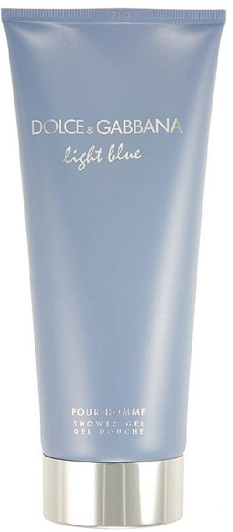 Dolce & Gabbana Light Blue Pour Homme - Gel de duș — Imagine N1