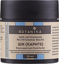 Parfumuri și produse cosmetice Unt de Shea pentru toate tipurile de piele - Botanika Natural Shea Butter