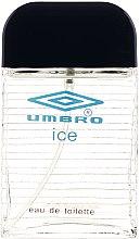 Parfumuri și produse cosmetice Umbro Ice - Apă de toaletă (tester cu capac)