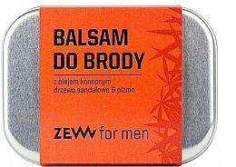 Parfumuri și produse cosmetice Balsam cu ulei de cânepă pentru barbă - Zew Beard Balm