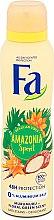 "Deodorant-Spray ""Ritmurile Braziliei"" - Fa Amazonia Spirit Deo Spray — Imagine N1"