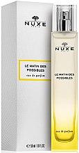Parfumuri și produse cosmetice Nuxe Le Matin Des Possibles - Apă de parfum