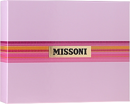 Parfumuri și produse cosmetice Missoni Missoni - Set (edt/50ml + b/milk/50ml + sh/gel/50ml)
