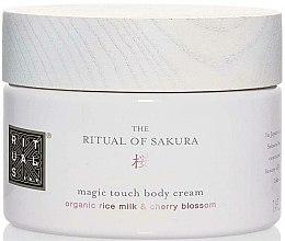 Parfumuri și produse cosmetice Cremă pentru corp - Rituals The Ritual Of Sakura Body Cream