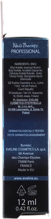 Tratament pentru unghii - Eveline Cosmetics Nail Therapy Professional  — Imagine N3