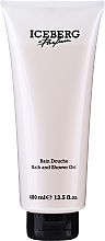 Parfumuri și produse cosmetice Iceberg Effusion Woman - Gel de duș