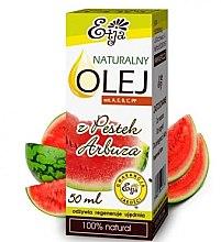 Parfumuri și produse cosmetice Ulei de semințe de pepene verde - Etja Natural Oil