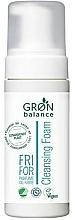 Parfumuri și produse cosmetice Spumă de curățare - Gron Balance Cleasing Foam