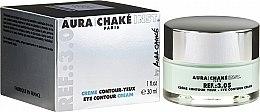 Parfumuri și produse cosmetice Cremă pentru pleoape - Aura Chake Creme Contour Yeux Eye Contour Cream