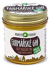 Parfumuri și produse cosmetice Ulei GHI - Purity Vision Farmers Ghi