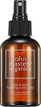 "Parfumuri și produse cosmetice Mist pentru față ""Trandafir și Aloe"" - John Masters Organics Rose & Aloe Hydrating Toning Mist"