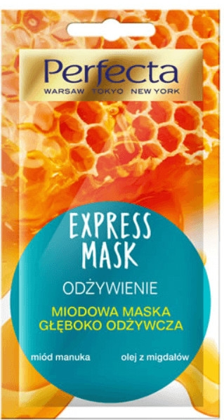 Mască nutritivă pentru față - Perfecta Express Mask