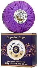 Parfumuri și produse cosmetice Roger & Gallet Gingembre - Săpun parfumat