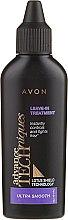 Parfumuri și produse cosmetice Loțiune pentru păr - Avon Advance Techniques Ultra Smooth Leave-In Treatment
