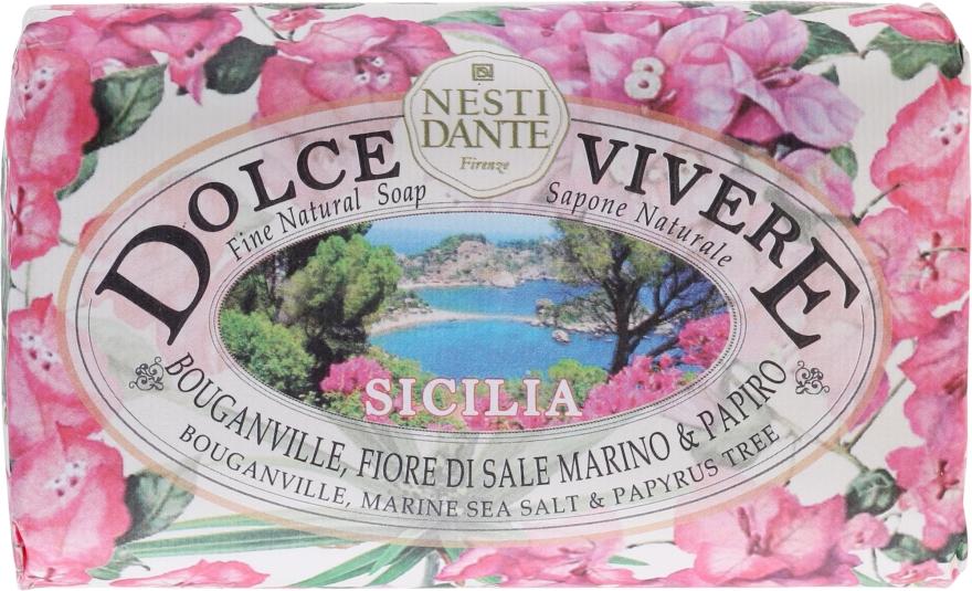 """Săpun """"Sicilia"""" - Nesti Dante Dolce Vivere Sicilia — Imagine N1"""