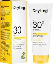 Parfumuri și produse cosmetice Lapte de protecție solară pentru corp - Daylong Baby SPF 30