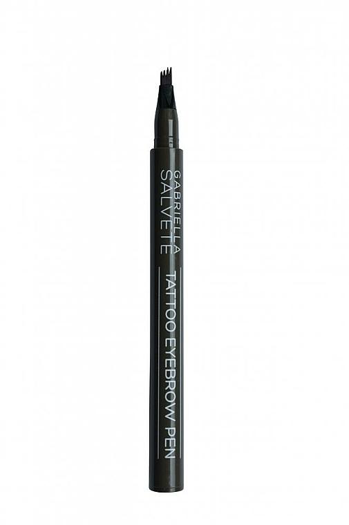 Creion automat pentru sprâncene - Gabriella Salvete Tattoo Eyebrow Pen