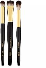 Parfumuri și produse cosmetice Set - Milani Jetset Eye Brush Kit
