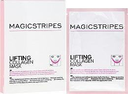 Parfumuri și produse cosmetice Mască de față cu colagen - Magicstripes Lifting Collagen Mask