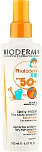 Parfumuri și produse cosmetice Spray de protecție solară pentru copii SPF 50+ - Bioderma Photoderm Kid Spray SPF 50+