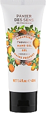 "Parfumuri și produse cosmetice Gel dezinfectant pentru mâini ""Provence"" - Panier des Sens Provence Cleansing Hand Gel"