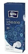 Parfumuri și produse cosmetice Absorbante de fiecare zi Panty Ideale Ultra Thin Large Stay Softi, 20 bucăți - Bella