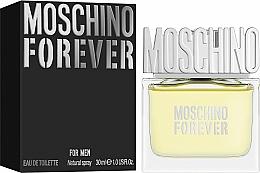 Moschino Forever - Apă de toaletă — Imagine N2