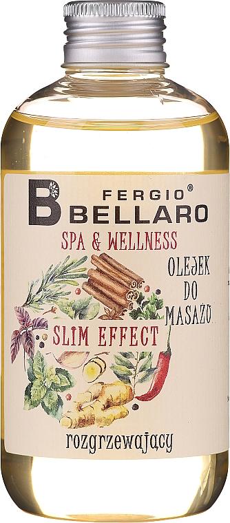 Ulei de masaj - Fergio Bellaro Massage Oil Slm Effect