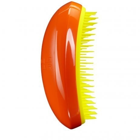 Perie de păr - Tangle Teezer Salon Elite Orange Blush — Imagine N2