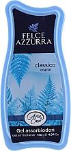 Parfumuri și produse cosmetice Odorizant de aer - Felce Azzurra Gel Air Freshener Classic Talc